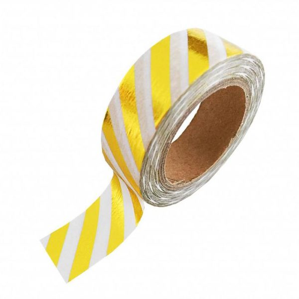 studio-stationery-washi-tape-gold-foil-stripe